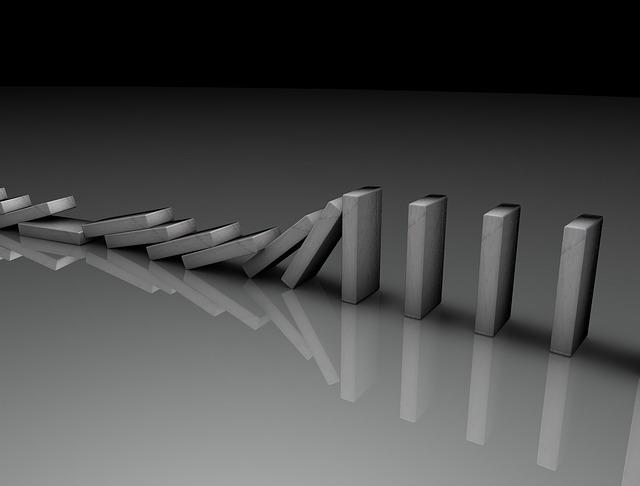 domino efekt