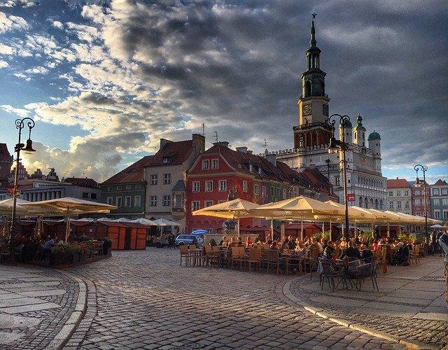 Mesto Poznaň