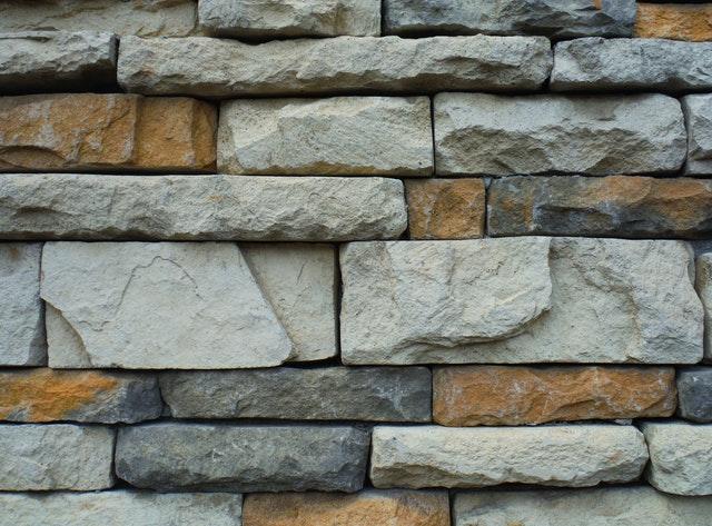 kamenná stena